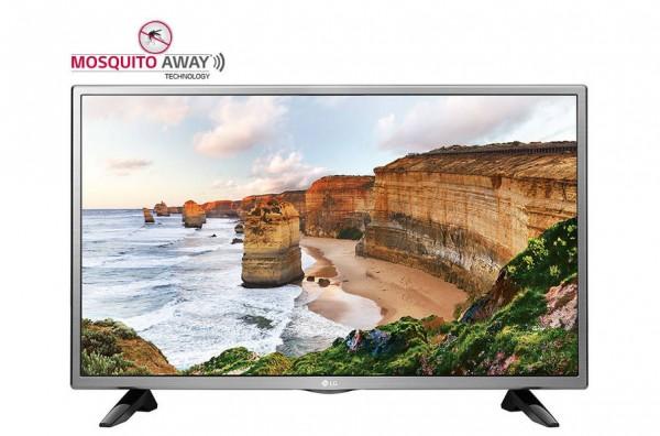 LG给印度低收入者做了款电视 能看节目还驱蚊