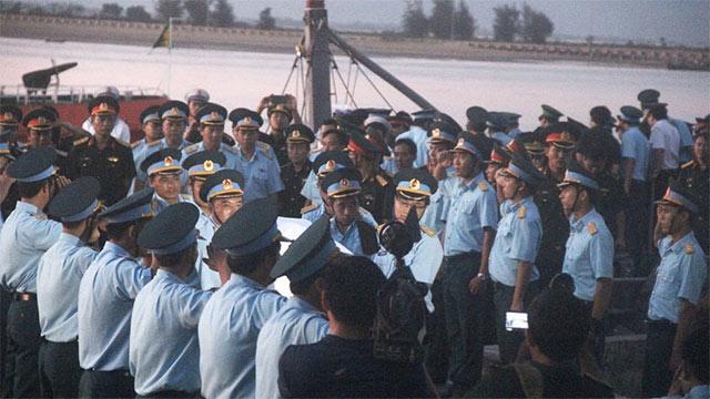 疑似越南失事飞行员尸体被找到