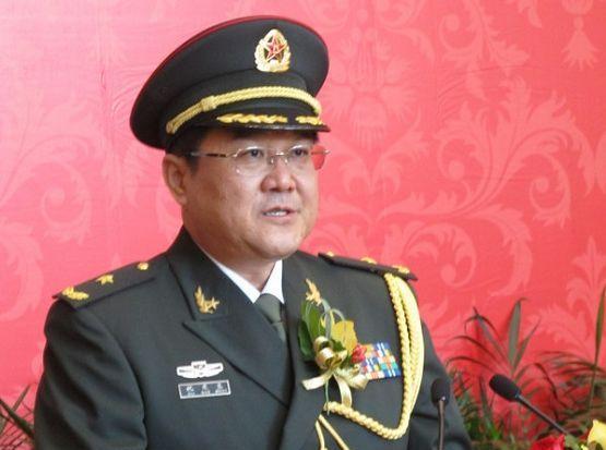 中国历任副总参谋长_中国军事_军事_环球网