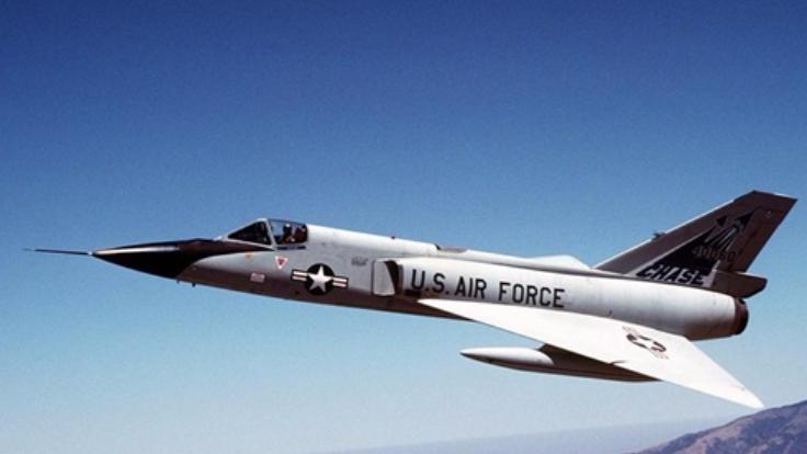世界上九大速度最快的飞机:个个彪悍