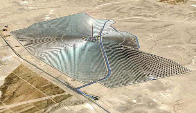 以色列拟建全球最高太阳能塔 占地约300公顷