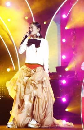 """苏运莹是华语乐坛最亮的""""新"""""""