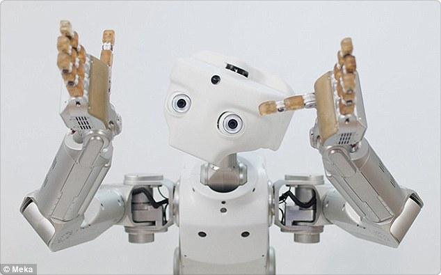 """欧洲议会:机器人为""""电子人类""""雇主需提供社保"""