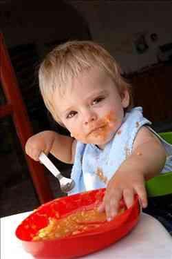 研究称饮食影响性格 童年吃不饱长大或易怒