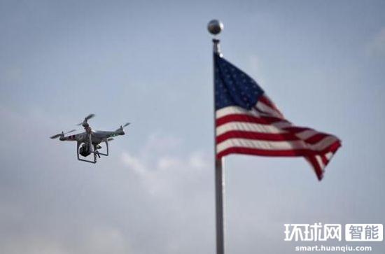 美无人机使用新规出炉 未包含亚马逊送货无人机
