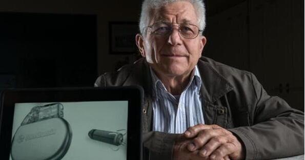 澳大利亚老人安装世界最小心脏起搏器