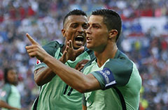 欧洲杯1/8淘汰赛对阵:西班牙VS意大利 五强乱战