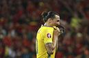 比利时1-0胜将战匈牙利 伊布告别欧洲杯