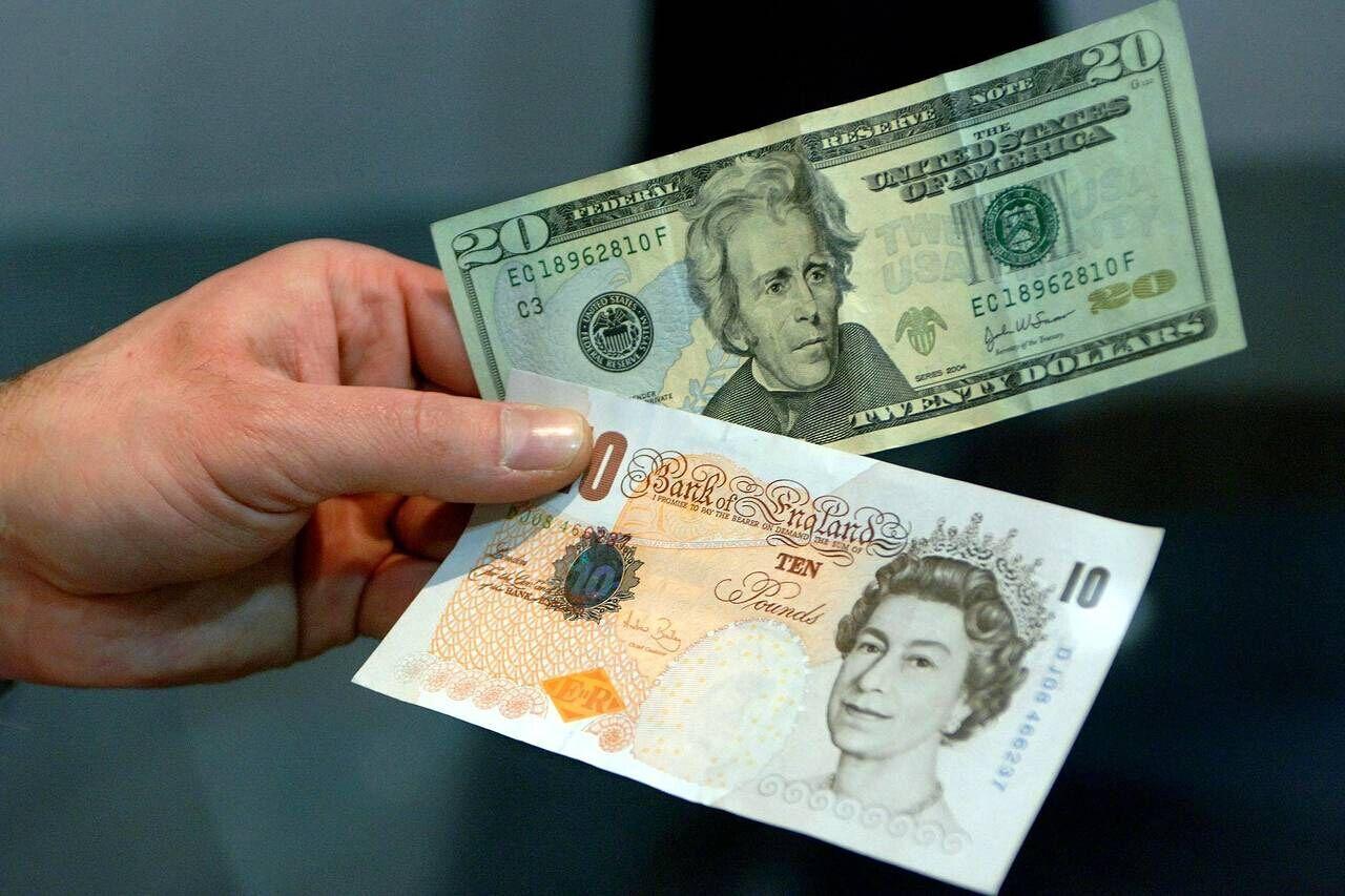 英国民众狂扫外币避险 防英镑汇率因公投而大跌