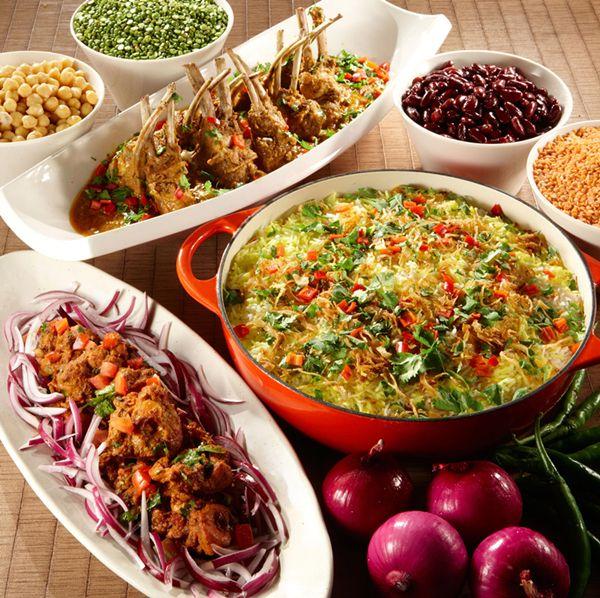 惊艳印度美食节亮相北京上东今旅酒店