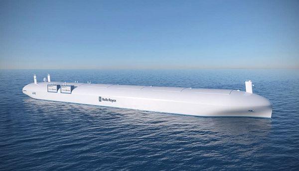 无人货运船没有海员 罗尔斯·罗伊斯预测2020年商用