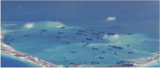 俄外交官:中国和东盟解决南海问题无需中间人