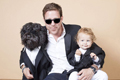 另类:狗爸爸和爱犬