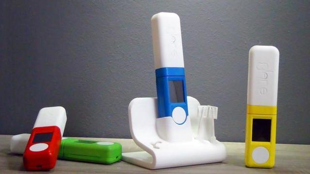 懒癌又犯了?高科技牙刷10秒就能全面清洁牙齿