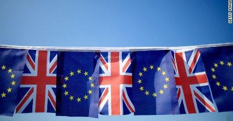 英国公投结果出炉 51.9%选民支持脱欧