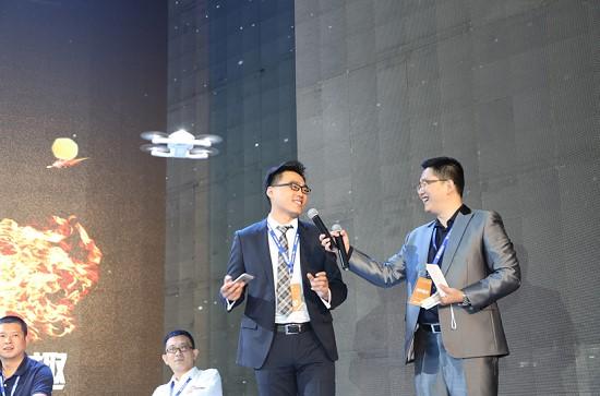 史圣卿:无人机可利用手机技术减少研发成本