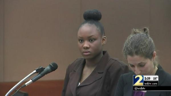 美国18岁少女抢劫PS4射杀卖家:被判入狱40年