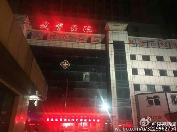 西安城管驱散小商贩时爆冲突 致城管1死6伤