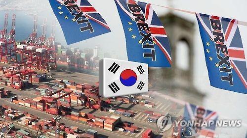 韩媒:英国脱欧后韩国分析韩欧自贸协定 考虑另签韩英FTA