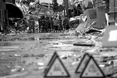 中央财政下拨1.6亿元赈灾盐城 94名被困者获救