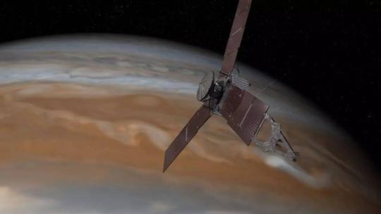 朱诺号涉险境探索木星