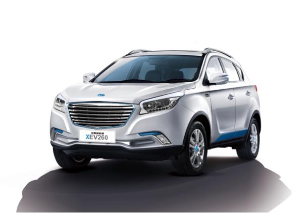 华泰纯电动SUV车型XEV260将于6月30日正式上市