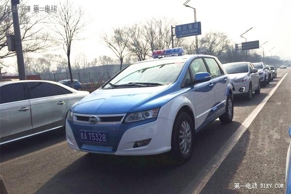 助力自主品牌新能源 太原出租车全部更换为电动车