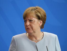 英国脱欧后引发欧盟重大反响 默克尔眉头紧锁