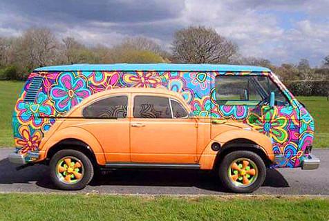 你见过这样的车吗