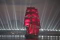 俄红帆节致青春