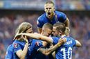 1/4决赛对阵:德意火星撞地球 法国迎战最大黑马
