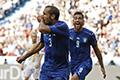 基耶利尼破门 意大利2-0西班牙将战德国