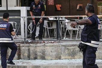 马来西亚一酒吧爆炸 4名华人受伤
