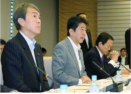 日本召开紧急经济会议应对英国脱欧 安倍指示应对风险