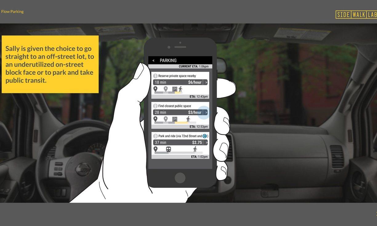 """谷歌将推""""智能停车""""项目 还能帮交警罚款"""