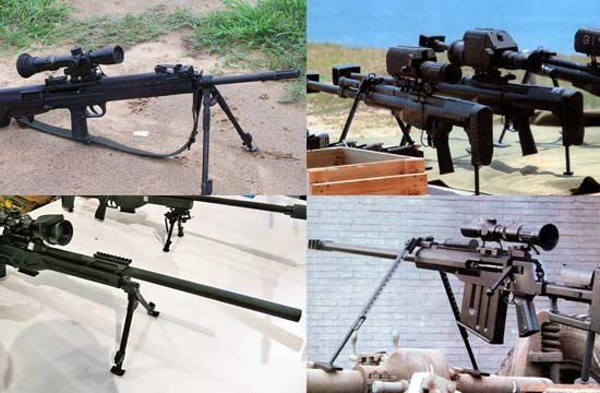 国产十大狙击步枪都有哪些?