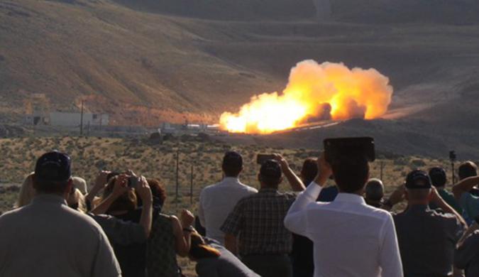 美宇航局史上最强火箭测试成功 登陆火星不远了