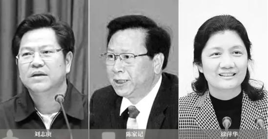 媒体:广东省清远市三任市长连出状况