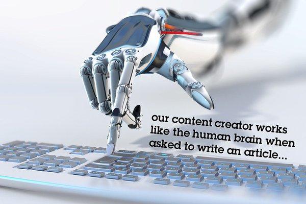 逼死小编!给几个单词人工智能就能写文章了