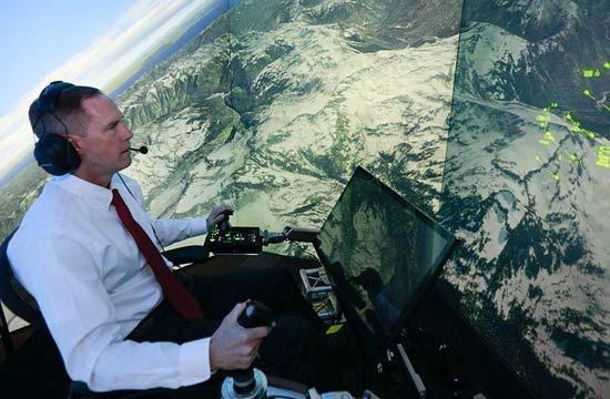 人工智能模拟空战击败美飞行员