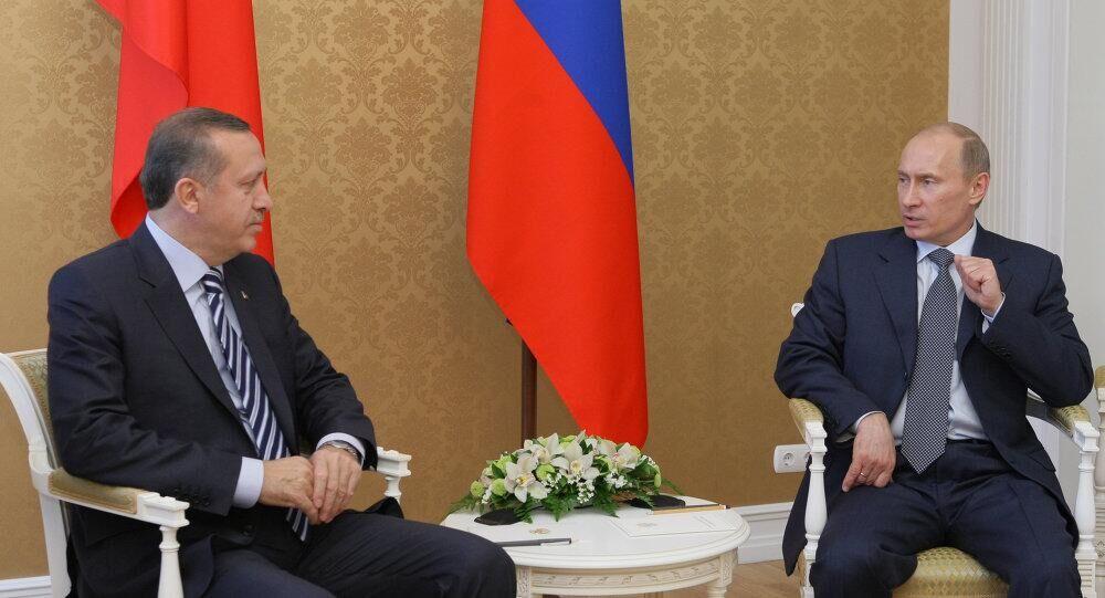 土总统:已与俄总统约定在中国二十国集团峰会上会晤