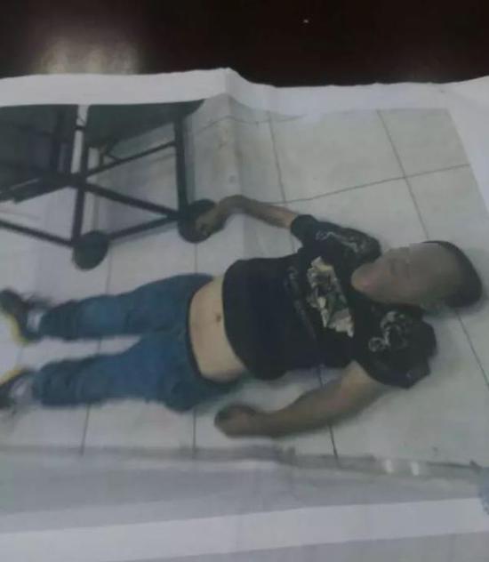 合肥一男子派出所内死亡 监控视频显示其系自缢