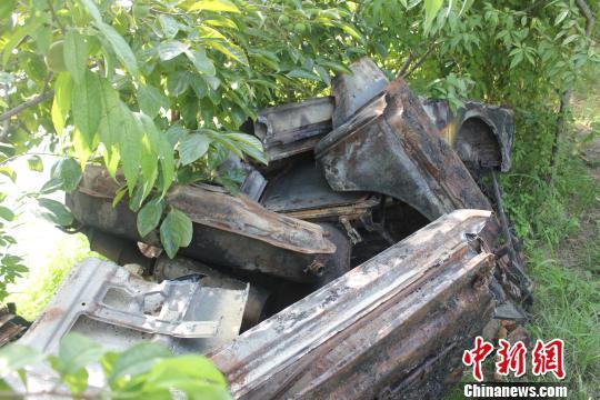 江苏女孩被撞亡 肇事者将车辆焚烧切割成块逃逸