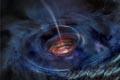 超级黑洞苏醒