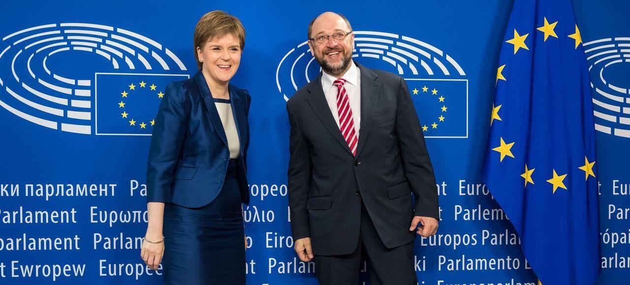 法媒:西比意法恐本国闹独立 不欲见苏格兰脱英