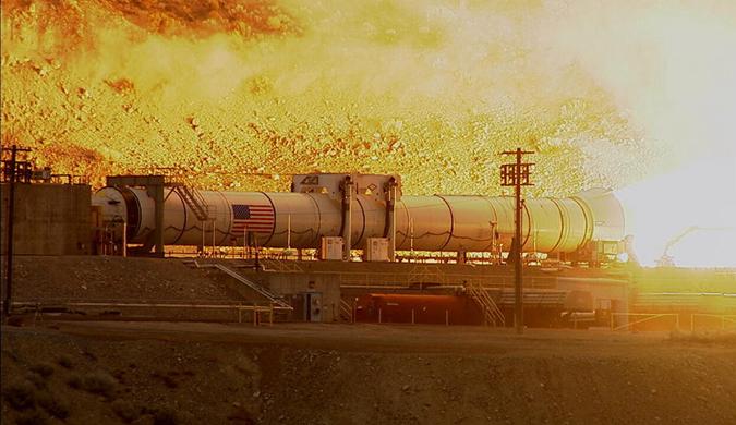 NASA最强火箭测试成功 看看登陆火星用啥火箭