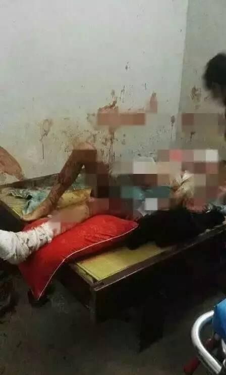 湖南两留守少年遭刚回老家父亲刀砍 造成1死1伤