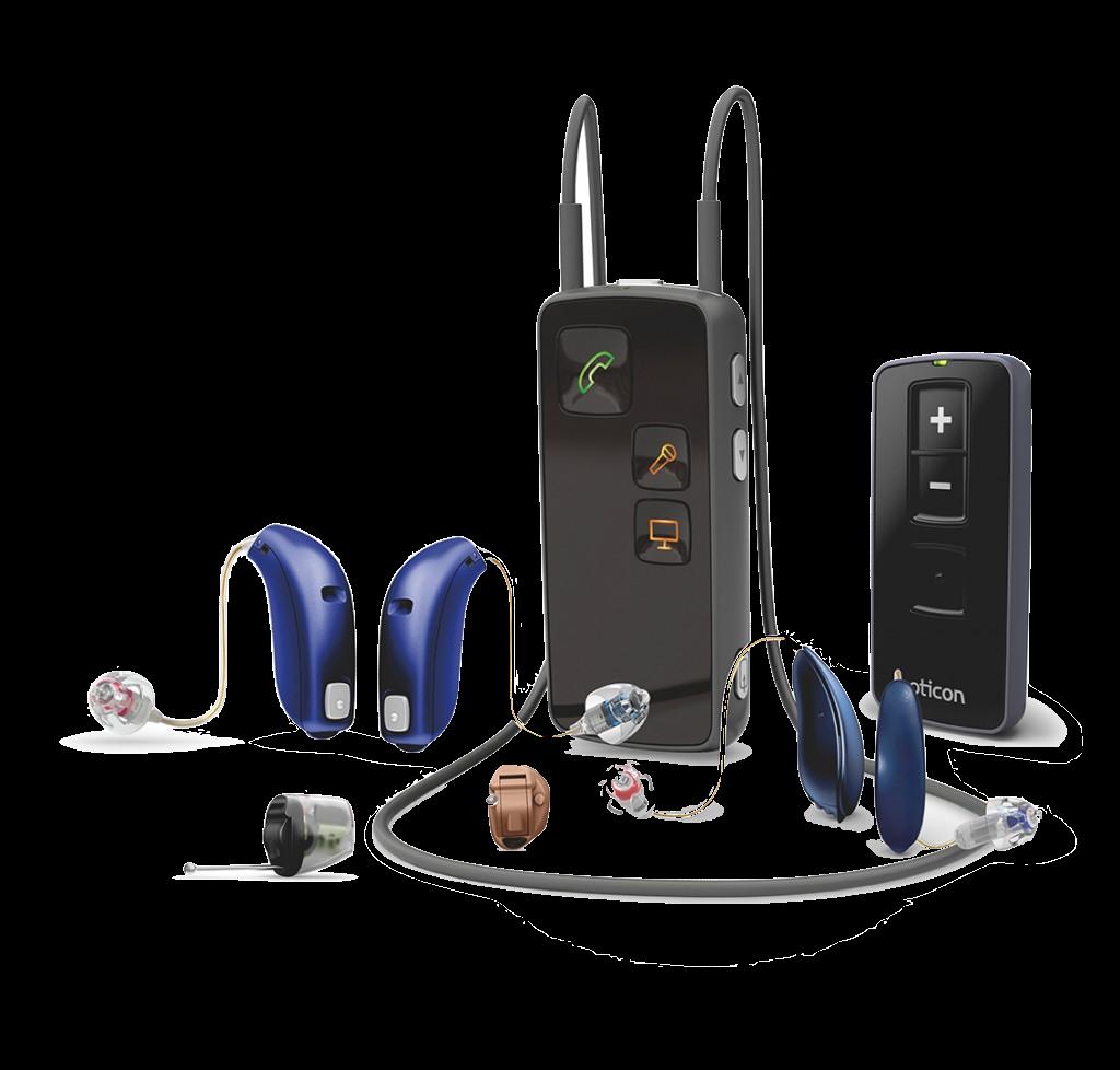 新型智能助听器 推特新讯息提示听障者都能听到