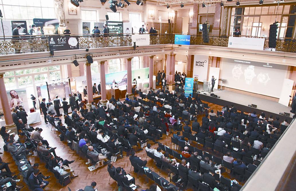 第七届欧洲华人导游研讨峰会在法兰克福闭幕