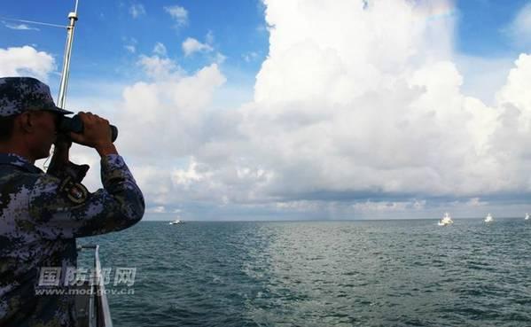 社评:南海,中国讲理也要准备好应对压力